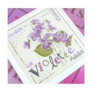 La violette j007