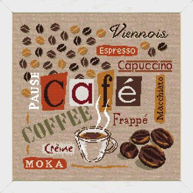 Le café G008 Lilipoints