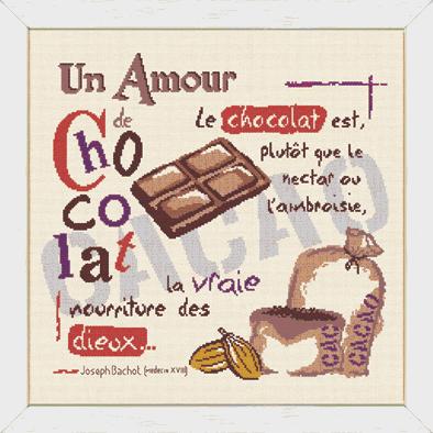 Le chocolat G005 Lilipoints