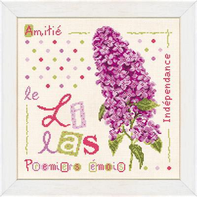 Le Lilas J011 Lilipoints