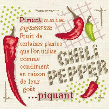 Le Piment G010 Lilipoints