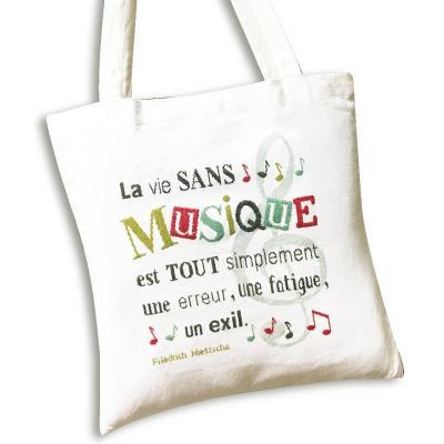 Fiche Sac Musique SAC11 Lilipoints