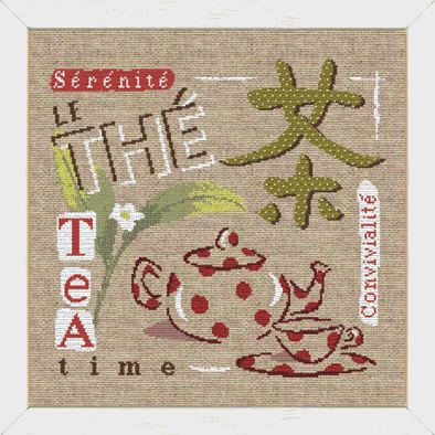 Le thé G007 Lilipoints
