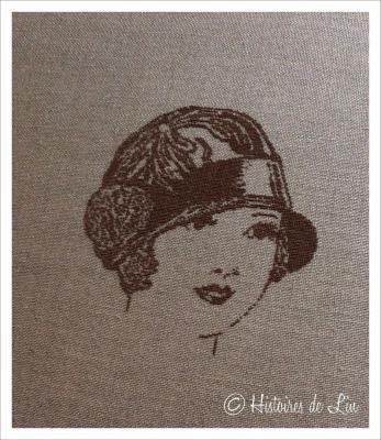 Léopoldine ref. : 8007 Histoires de Lin