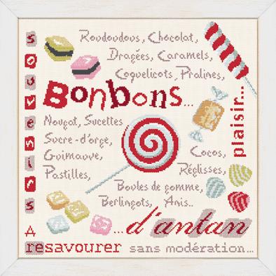 Bonbons d'antan G021 Lilipoints