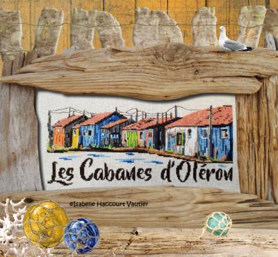 Les Cabanes d'Oléron ISA38 Isabelle Haccourt Vautier