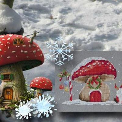 Les Gnomes 1088 Au Fil de Martine