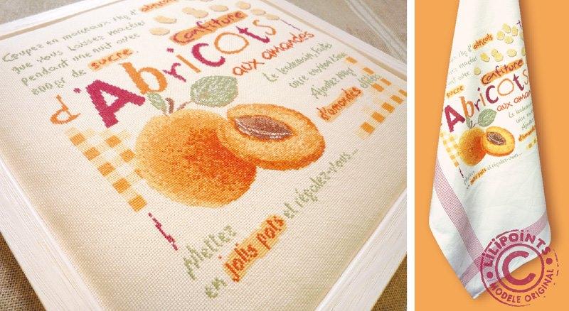 Lilipoints abricots