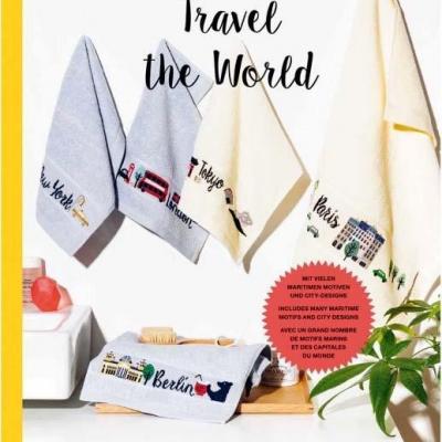 Livre N° 165 Travel the World Rico Design