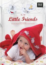 Livre N° 126 Little Friends