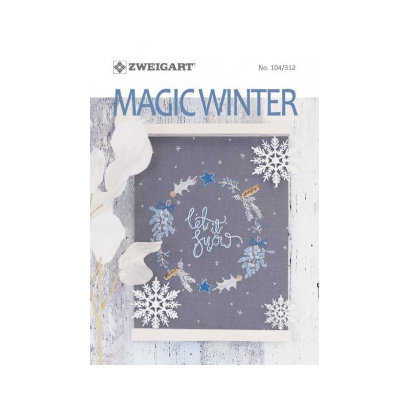 Livret zweigart n 104 312 magic winter