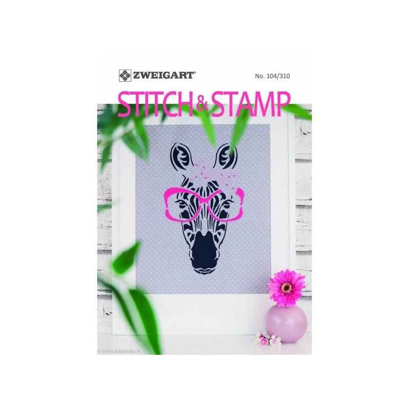 Livret zweigart n 310 stitch stamp
