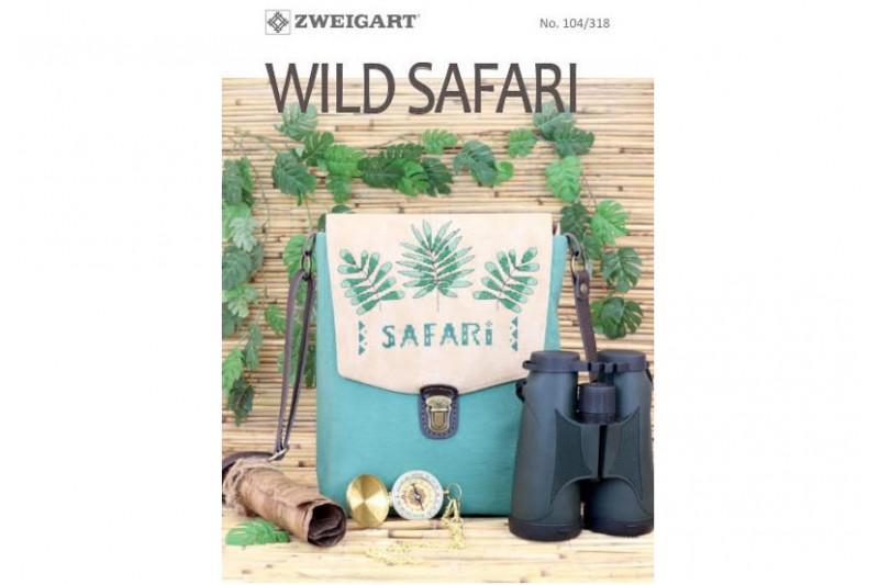 Livret zweigart n 318 wild safari