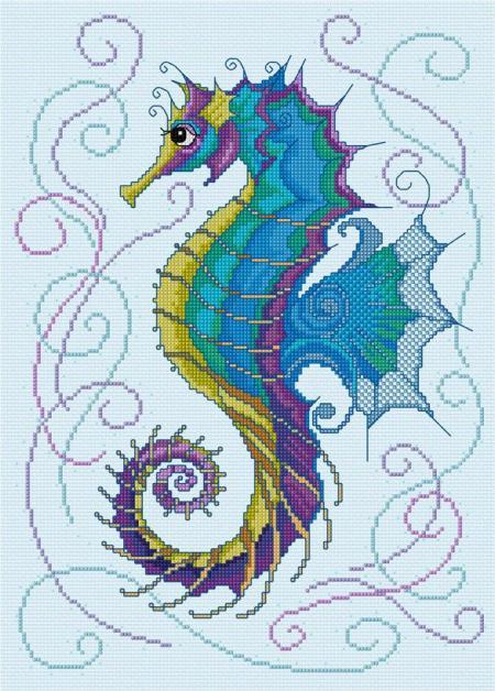 Ljt284 gloroius seahorse simulation