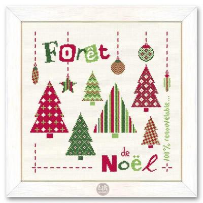 La Forêt de Noël N029 Lilipoints