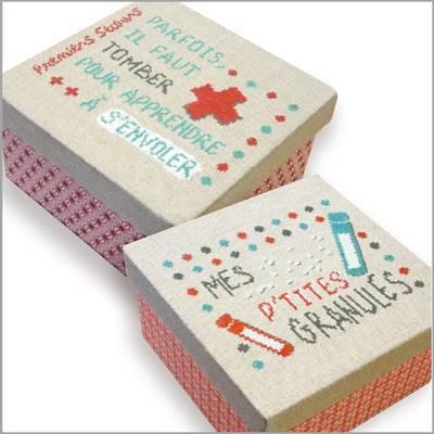 Les Boîtes à Pharmacie V001 Lilipoints