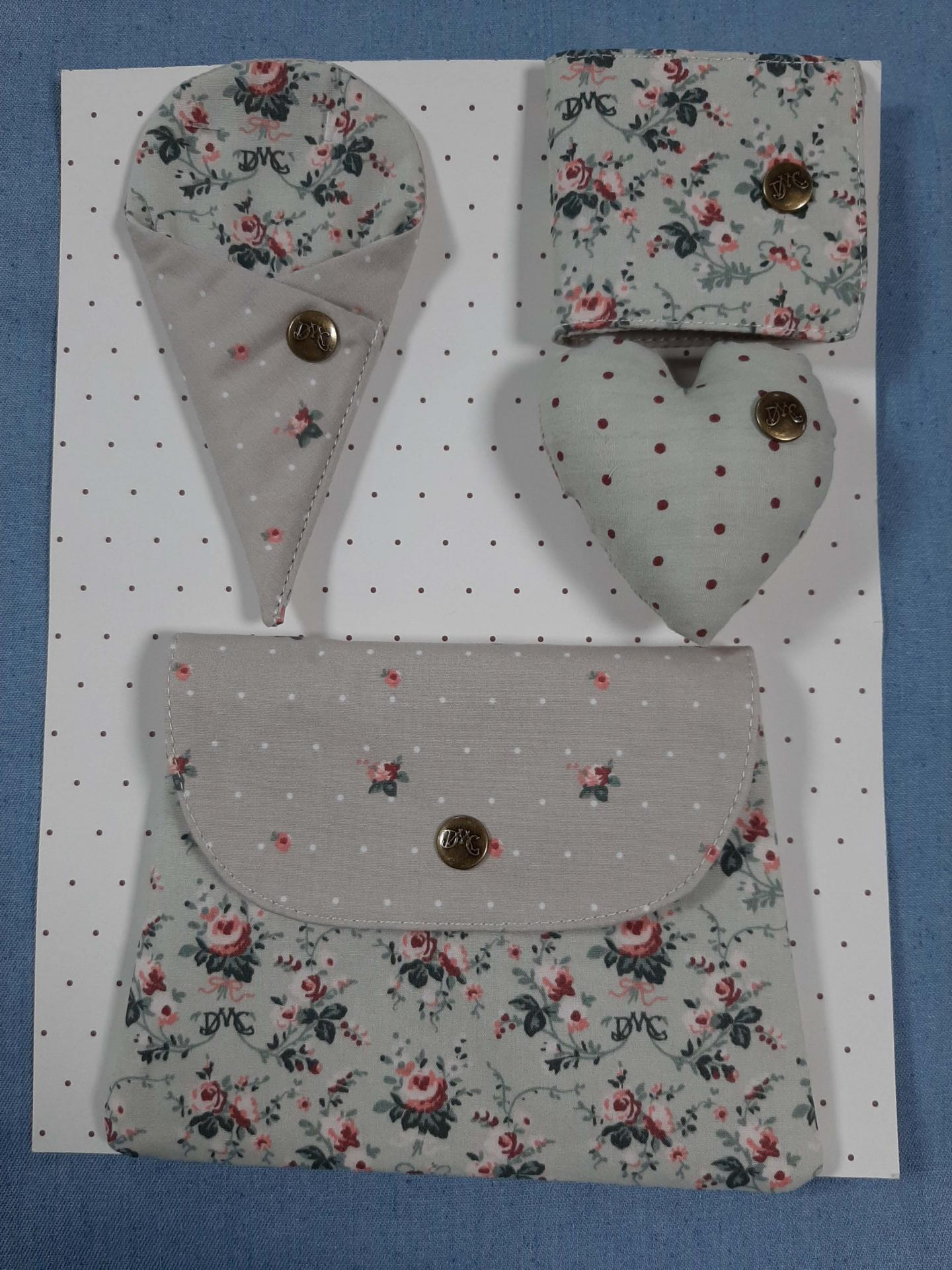 Lot kit couture dmc
