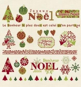 Fiche Idée Noël N024 Lilipoints