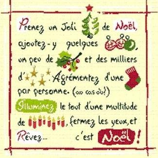 Ma Recette de Noël N013 Lilipoints