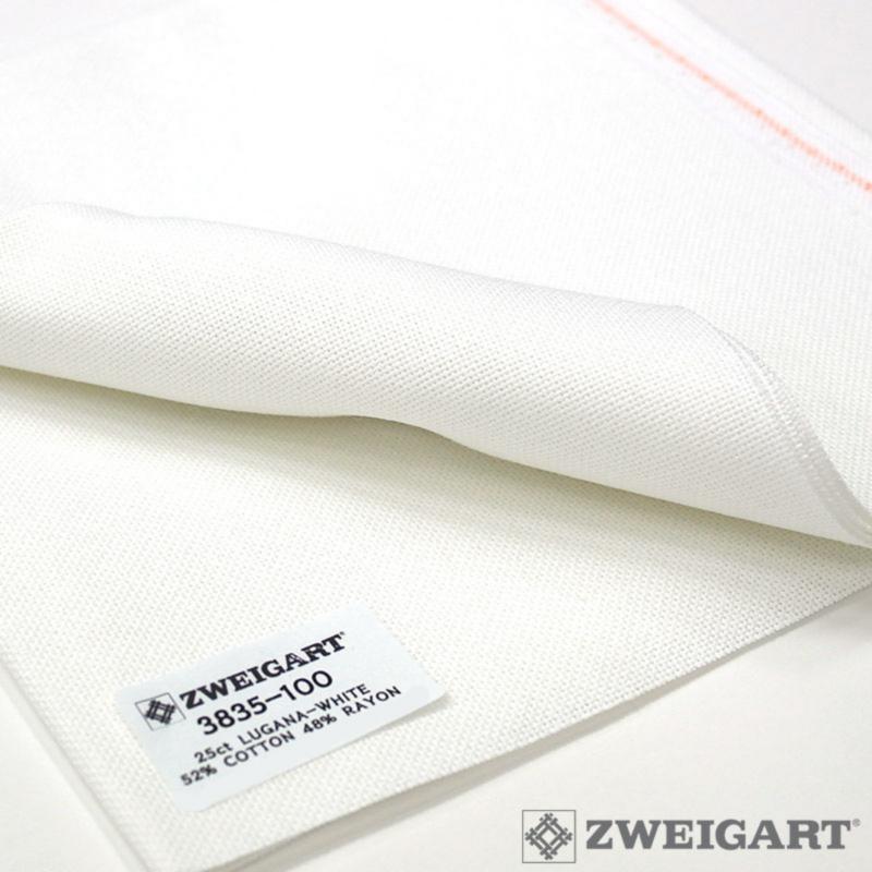 Lugana 3835 blanc 100