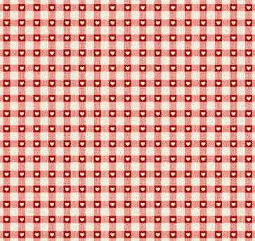 Makower scandinave rouge