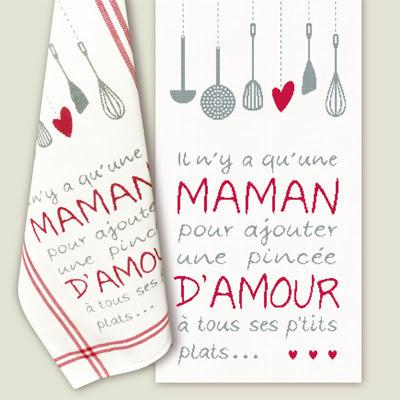 Maman d'amour T006 Lilipoints