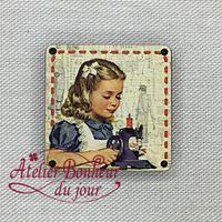 La petite couturière ME-59 - Atelier Bonheur du Jour