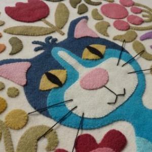 Meow le chat bleu