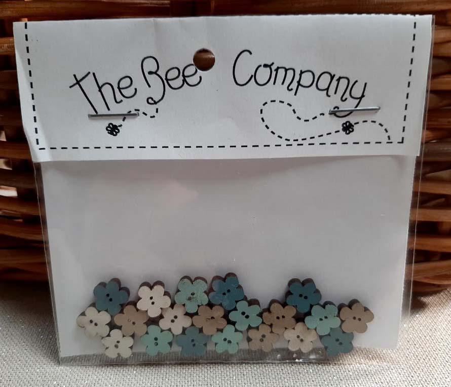 Mini fleurs assorties tf13 the bee company