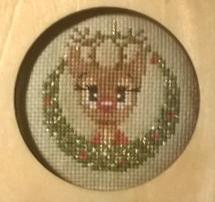 Miniature Rudolphe Joli Tambour Création