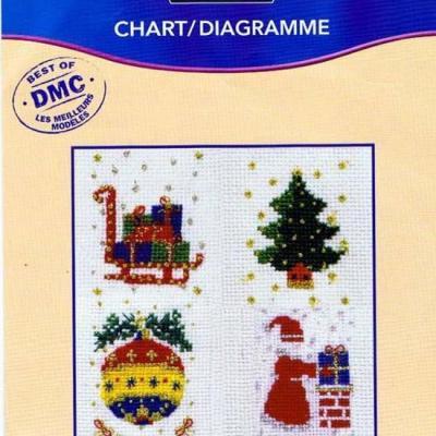 Motifs de Noël 14270/22 DMC