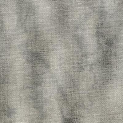 Toile à Broder Zweigart Murano Vintage 3984 12,6 Fils Marbrée Gris Foncé 7729
