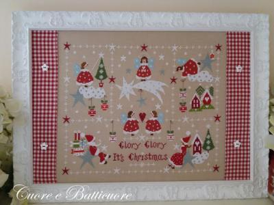 Natale Tra Le Stella Cuore e Batticuore
