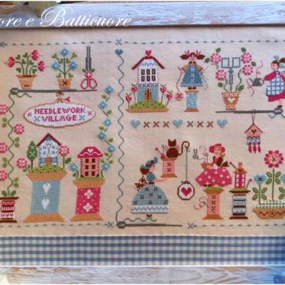 Needlework Village - Cuore e Batticuore