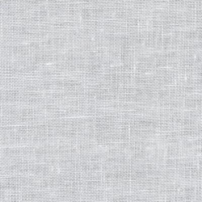 Coupon Toile à Broder Zweigart de Lin Newcastle 3348 16 Fils Lune Argentée 7011 70x40 cm