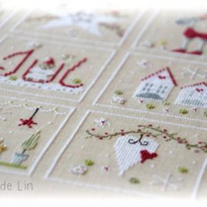Noel scandinave 128 2 big 2 www fleursdelin kingeshop com