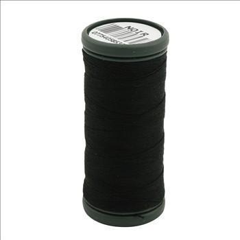 Fil à Coudre 100% Polyester Coloris NOIR  DMC