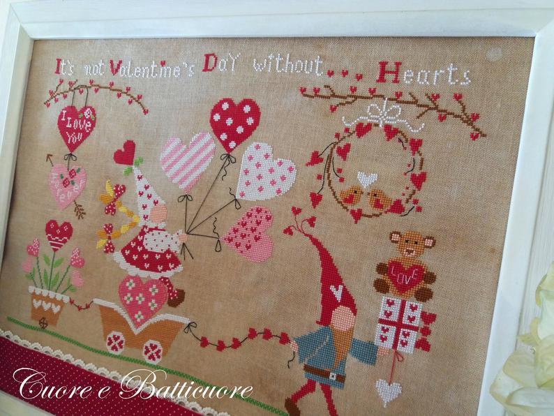Non e san valentino senza cuori cuore e baticuore 2