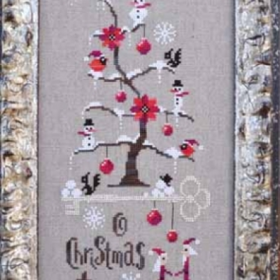 O Christmas Tree 'Noël Enchanté' Barbara Ana Designs