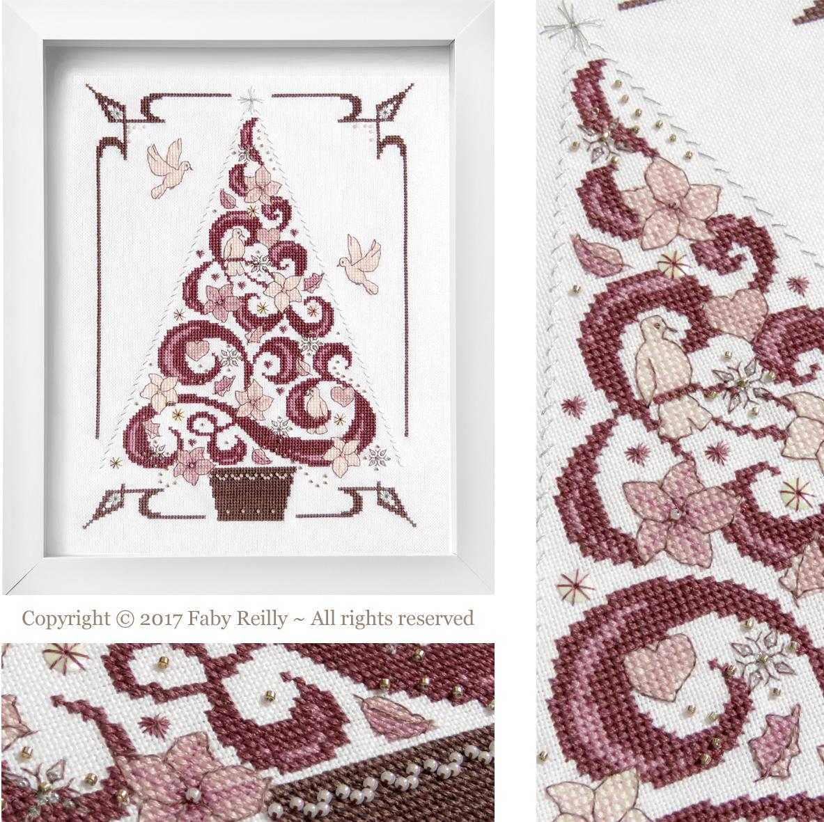 O tannenbaum en rose faby reilly designs