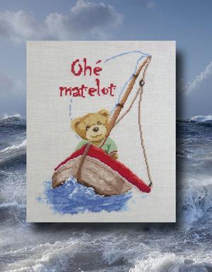Ohé matelot N° 995 Au Fil de Martine