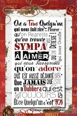 On a Tous... BDN48 Isabelle Haccourt Vautier