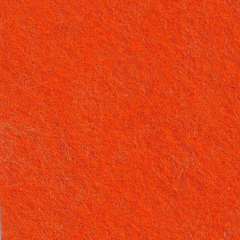 Feutrine Cinamonn Patch ORANGE VIF CP078