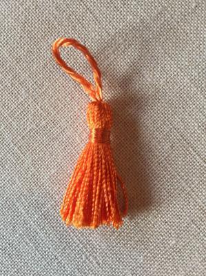 Pompon ORANGE  3.5 cm