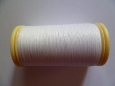 Fil glacé 'Fil au Chinois' pour Patchwork Blanc 100