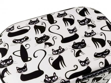 Panier de couture chats noirs prym 5