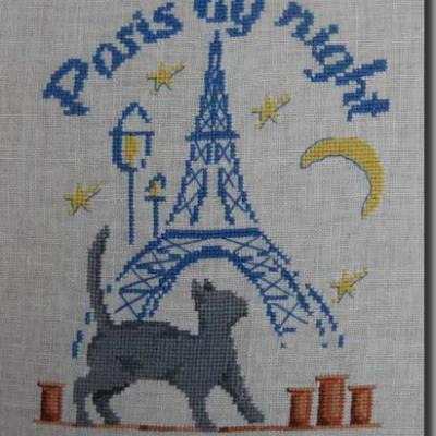 Paris by night N° 911 Au Fil de Martine
