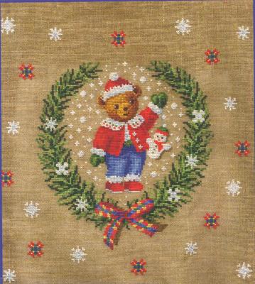 Père Noël Ourson 14269/22 DMC