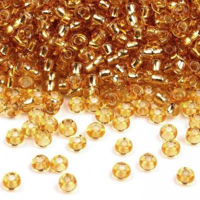 Perles de Rocailles Or 10/0 - 2,3 mm 10g