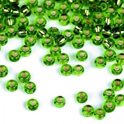 Perles de Rocailles Vert 10/0 - 2,3 mm - 10g